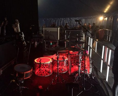 Tristan The Vamps Drum Kit