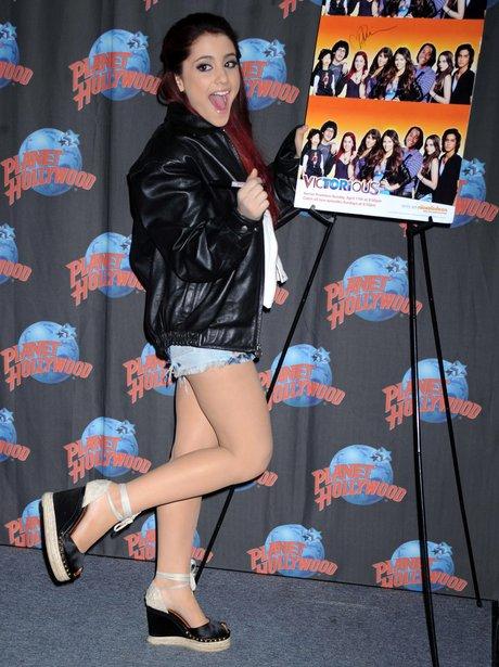 Ariana Grande in 2010