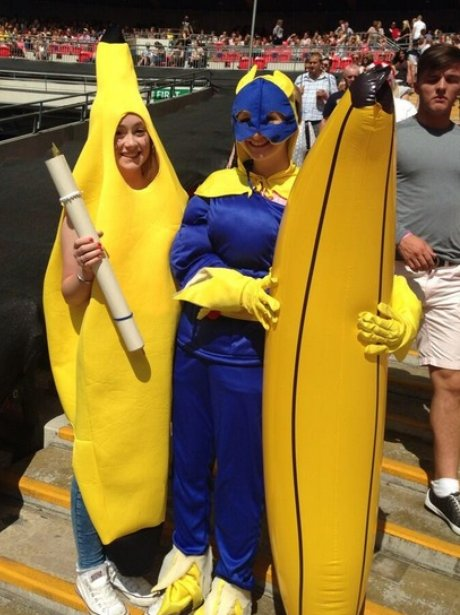 5 Seconds Of Summer Banana Fans Instagram
