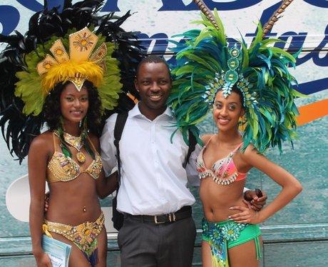 Barbados Canary Wharf