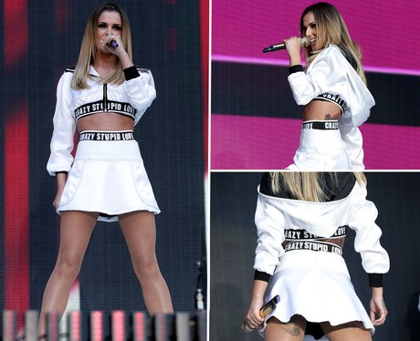 Best Fashion Moments From The Summertime Ball 2014
