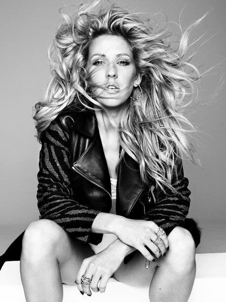 Ellie Goulding Hunger Magazine 2014