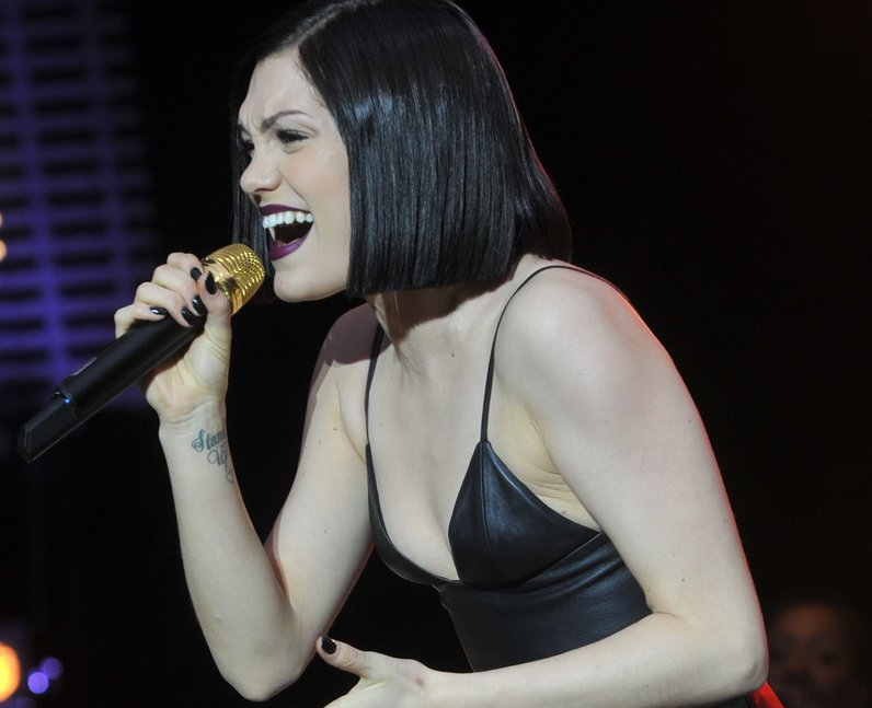 Jessie J live at North East Live 2014