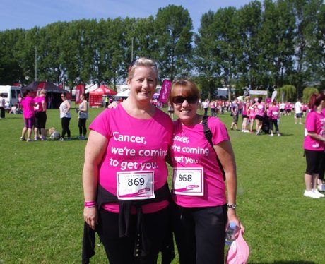 Race for Life Cwmbran - Part Two