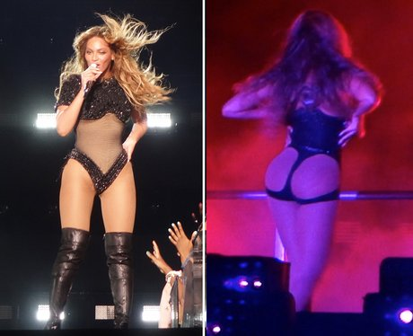Riskiest Outfits: Beyonce