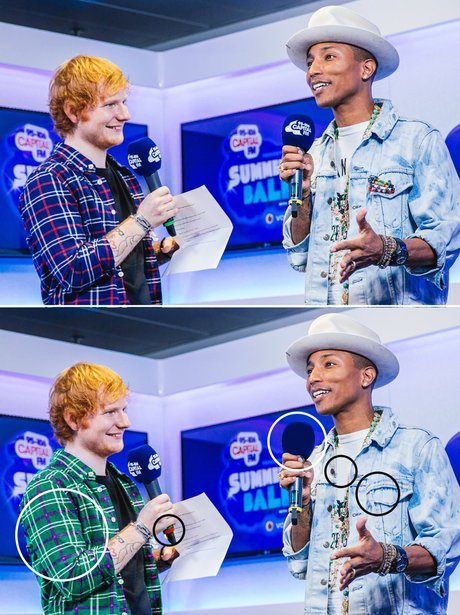 Spot The Difference: Summertime Ball 2014