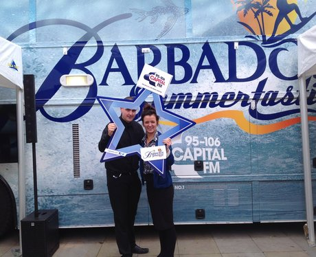 Barbados Bus Tour Manchester