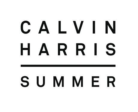 Calvin Harris Summer Single Cover