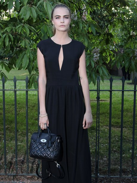 The Serpentine Gallery Summer Party Cara Delevingn