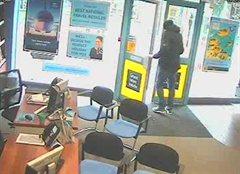 CCTV Ripley Travel Agent Robbery