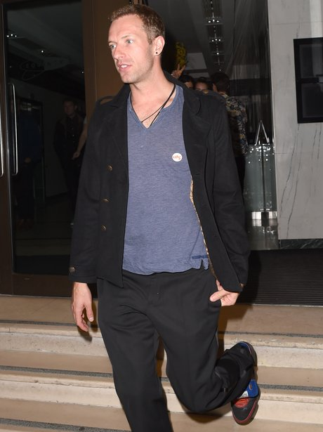 Chris Martin Afterparty