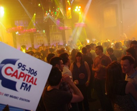 Club Capital PRYZM