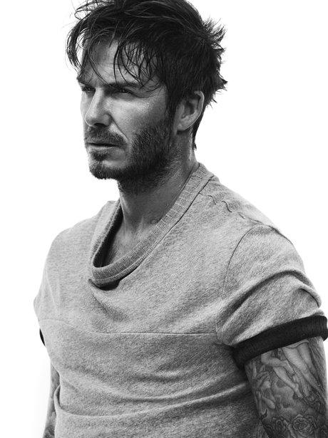 David Beckham H&M bodywear 2014