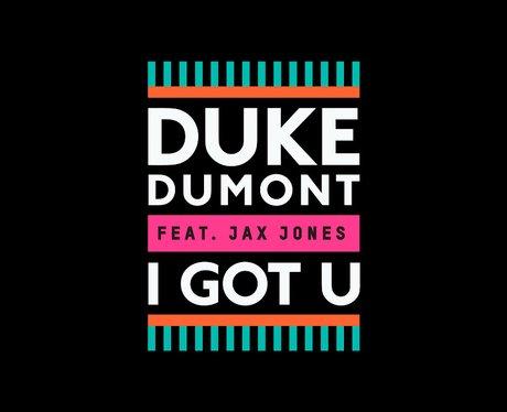 Duke Dumont I Got U Single Cover