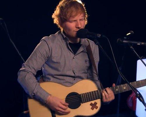 Ed Sheeran Covers 5SOS' 'She Looks So Perfect' - Capital