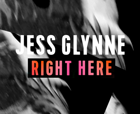 Jess Glynne Right Here Artwork