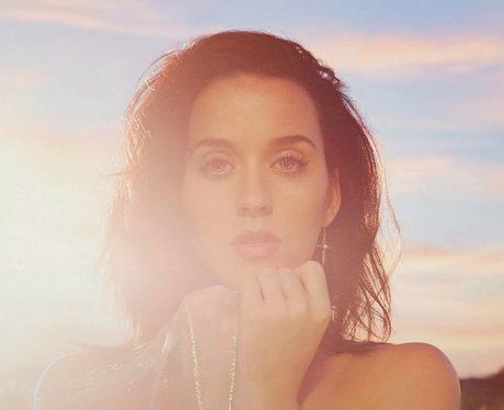 Katy Perry Dark Horse Single Cover