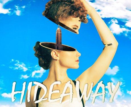Kiesza Hideaway Single Cover