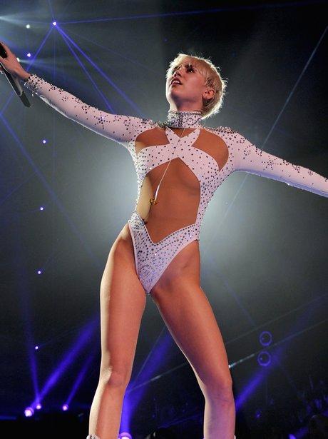 Miley Cyrus Bangerz Tour 2014