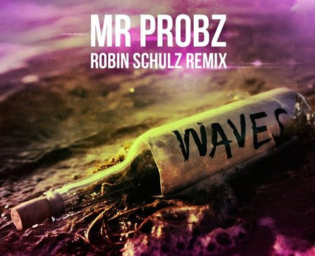 Mr Probz Waves Single Cover