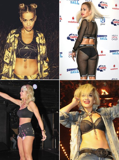 Pop Stars Who Are'nt Afraid To Flaunt It