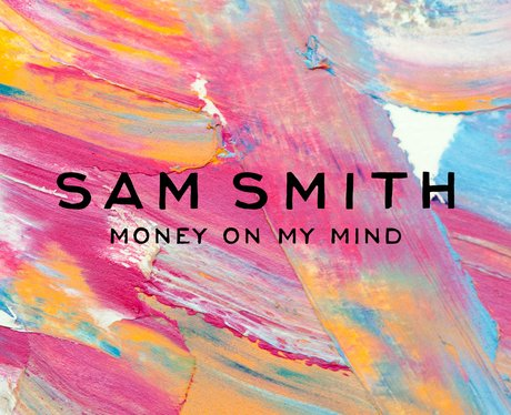 Sam Smith Money On My Mind Single Cover