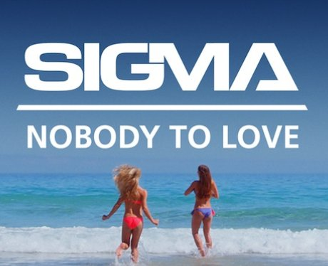 Sigma Nobody To Love Single Cover