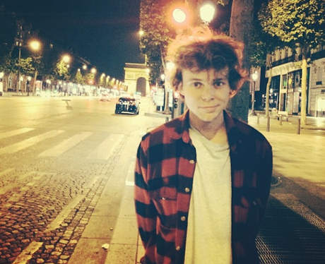 Ashton Irwin 5SOS Instagram