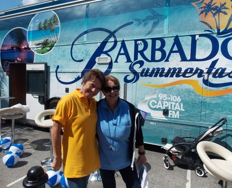 Barbados Summertastic Tour