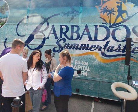 Barbados Summertastic Tour