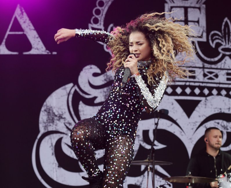 Ella Eyre T In The Park 2014