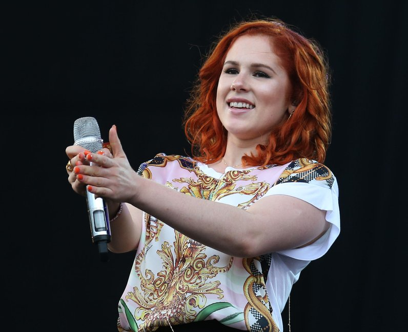 Katy B T In The Park 2014