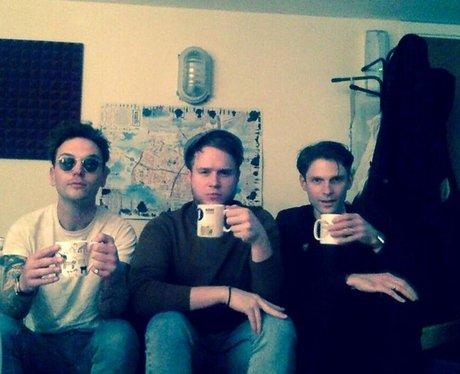 Olly Murs Recording Studio Instagram