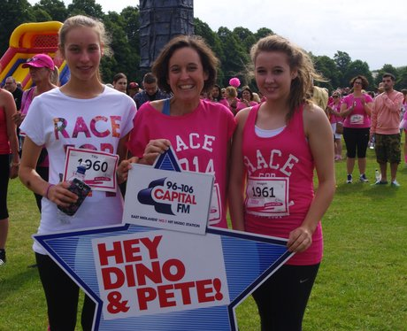 Race For Life - Leicester 7th July