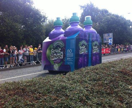 Tour de France Sheffield