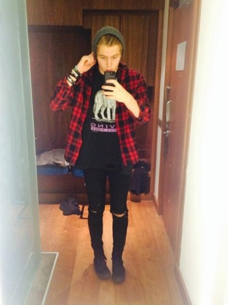 5 Seconds Of Summer Luke Hemmings Instagram