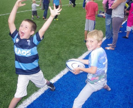Cardiff Blues Family Fun Day (Part 2)