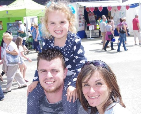 Cardiff Food & Drink Festival - Sunday Part 1