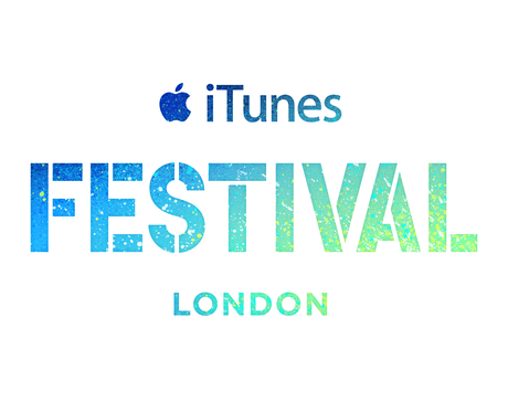 iTunes Festival 2014 Official Logo
