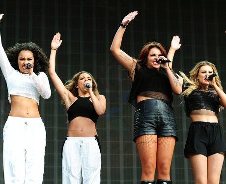 Little Mix Live At Hyde Park London