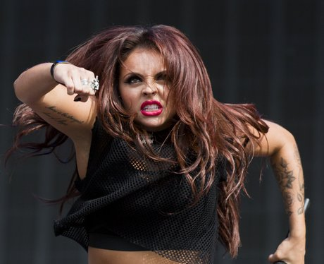 Little Mix Jesy Nelson Live In Hyde Park