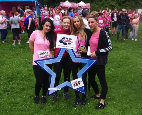 Race For Life - Derby 13th July 2014