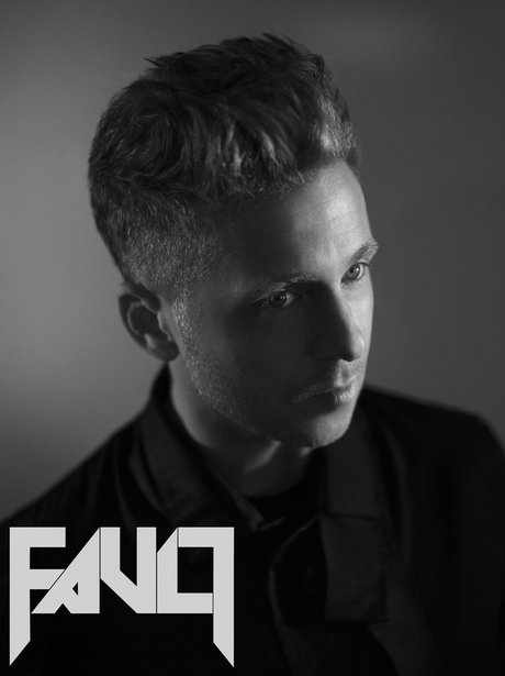Ryan Tedder Fault Magazine 2014