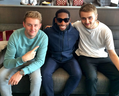 Tinie Tempah and Disclosure