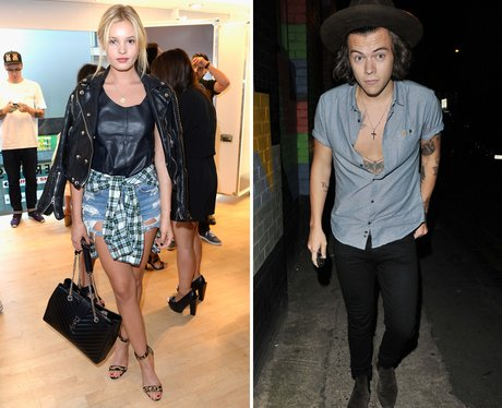 Pity, that Harry styles and paige reifler congratulate, what