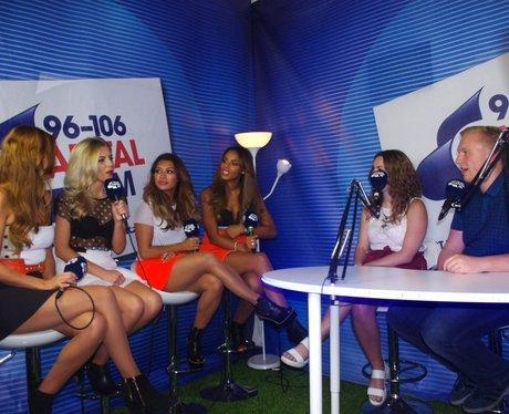 Backstage Interviews @ LMF