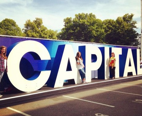 Capital Letters @ LMF 26th July!