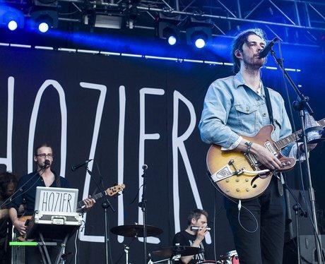 Hozier at Benicassim 2014