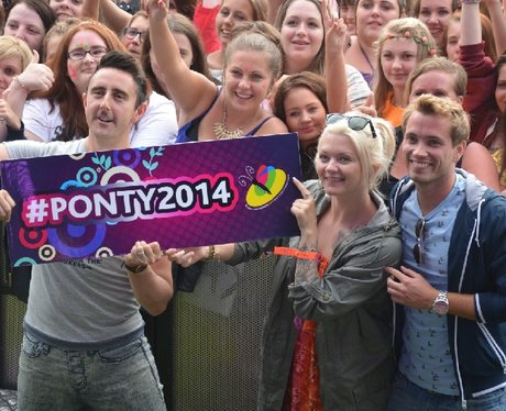 MPG at Ponty's Big Weekend 2014