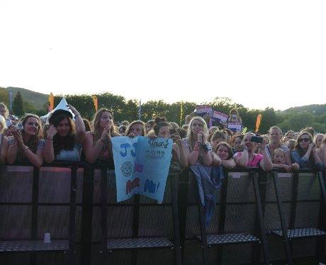 Ponty's Big Weekend - The Crowd